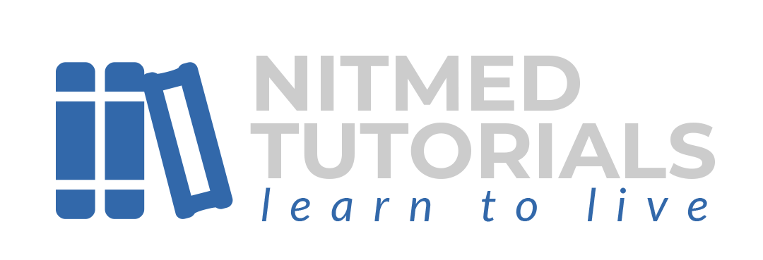 NITMED TUTORIALS